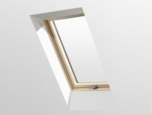 Střešní okna v interiéru